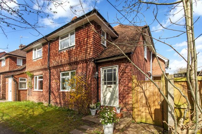 Thumbnail End terrace house for sale in Oxford Road, Marlow, Buckinghamshire