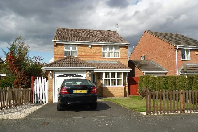 Thumbnail Detached house to rent in Priestman Road, Thorpe Astley, Braunstone, Leicester