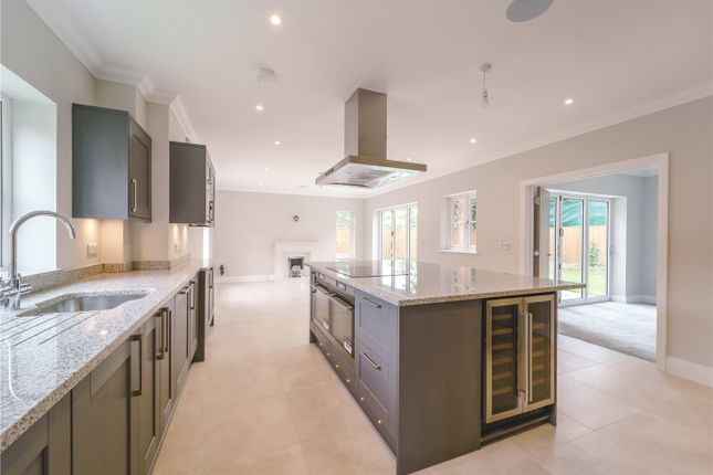 Kitchen 2 of Chantreyland, New Lane, Eversley Cross, Hampshire RG27