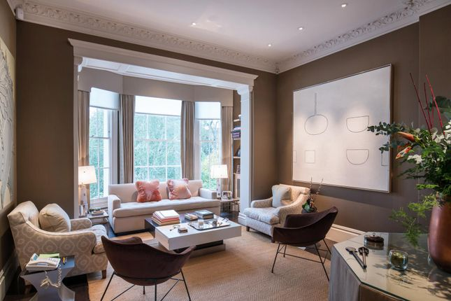 6 bed detached house for sale in Hamilton Terrace, St Johns Wood