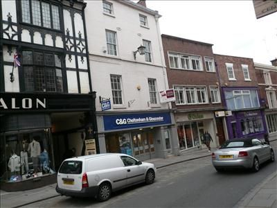 Thumbnail Office to let in Third Floor Offices, 45 High Street, Shrewsbury, Shropshire