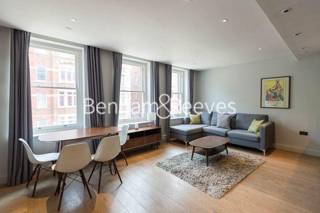 Thumbnail Flat to rent in Grays Inn Road, Bloomsbury