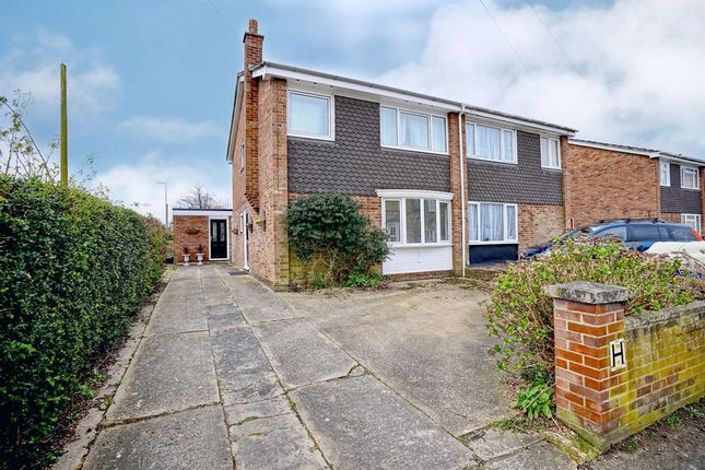 5 bed semi-detached house for sale in East Street, St. Neots PE19