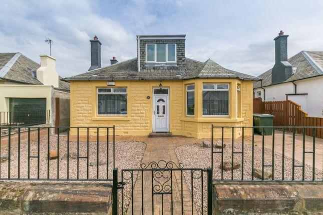 Thumbnail Detached bungalow for sale in Nantwich Drive, Craigentinny, Edinburgh