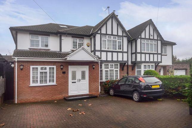 Thumbnail Semi-detached house for sale in East Barnet, Barnet