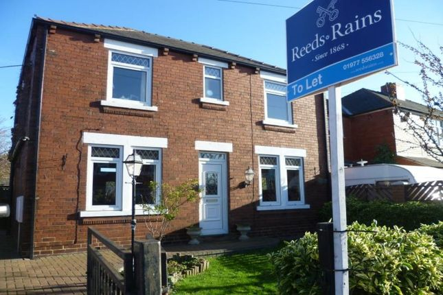 Thumbnail Detached house to rent in Summerhill Road, Methley, Leeds