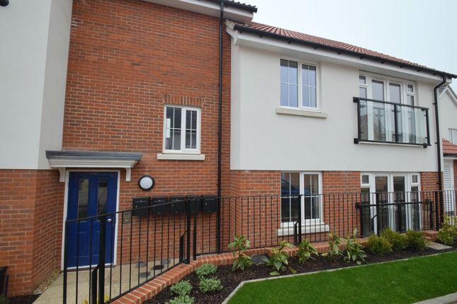 Flat for sale in Stowupland Road, Stowupland, Stowmarket