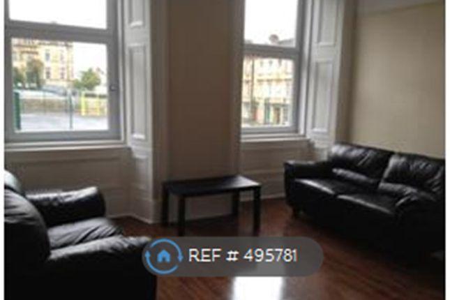 Thumbnail Flat to rent in Dalhousie Street, Glasgow