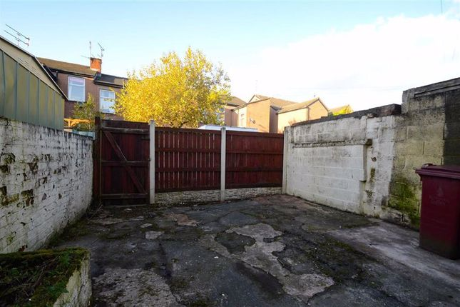 External of Zebudah Street, Mill Hill, Blackburn BB2