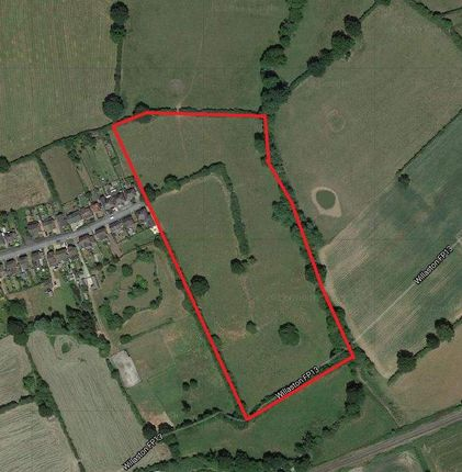 Thumbnail Land for sale in Pastureland At Moorfields Road, Willaston, Nantwich