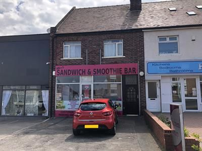 Thumbnail Commercial property for sale in Shop & Separate Flat, 49 Harrowside, Blackpool