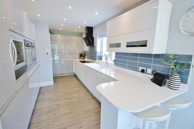 Kitchen of Chestnut Avenue, Kirby Cross, Frinton-On-Sea CO13