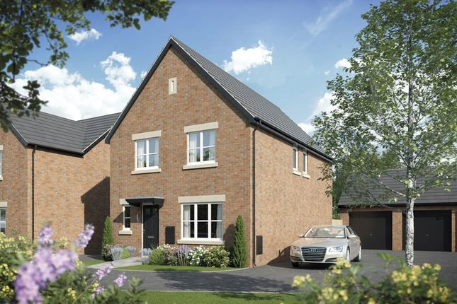 Thumbnail Detached house for sale in Cross Hands, Lydney