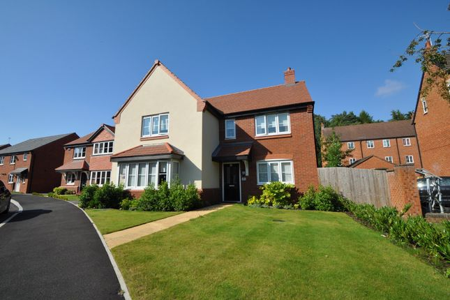 Thumbnail Detached house for sale in College Way, Eastham, Wirral