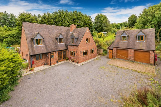 Thumbnail Detached house for sale in Arleston Brook, Wellington, Telford, Shropshire