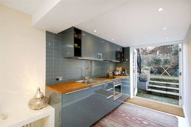 Kitchen of Cornwall Crescent, London W11