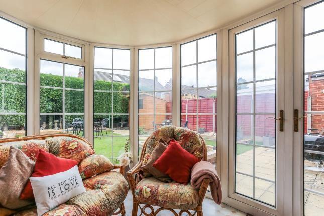 Conservatory of Woodlands Avenue, Water Orton, Birmingham, Warwickshire B46