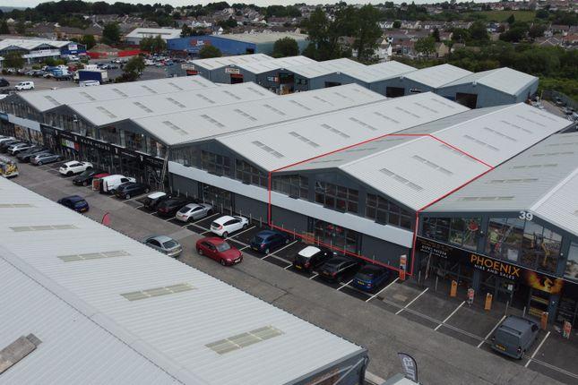 Thumbnail Retail premises to let in Unit 40A, Cwmdu Parc Industrial Estate, Swansea