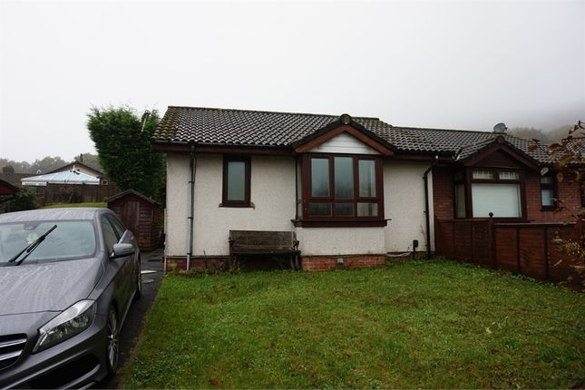Thumbnail Semi-detached house to rent in Darran Park, Neath Abbey, Neath, West Glamorgan
