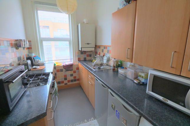 Upper Kitchen Or Smaller Front Bedroom