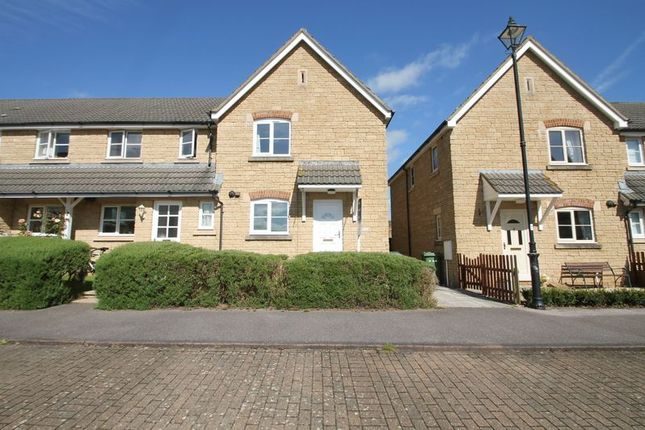 Thumbnail End terrace house to rent in New Square, South Horrington Village, Wells