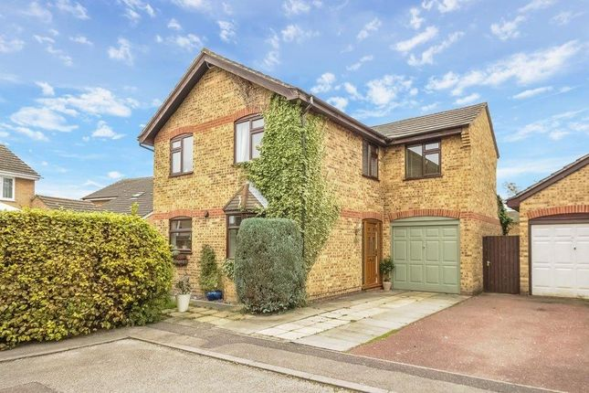 Thumbnail Detached house for sale in Blair Way, Eynesbury, St. Neots