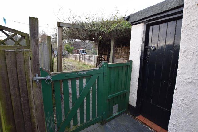 Rear Garden of City Road, Chester Green, Derby DE1