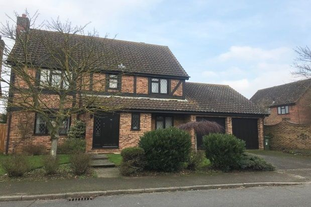 Thumbnail Property to rent in Southfield Drive, West Winch, King's Lynn