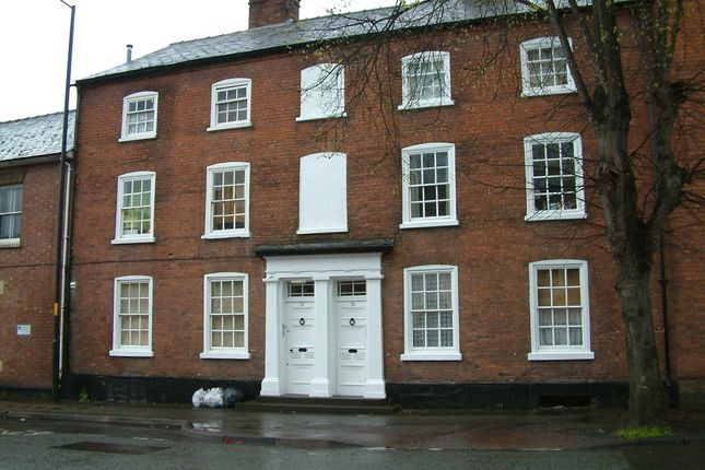 Thumbnail Flat to rent in 38 Etnam Street, Leominster