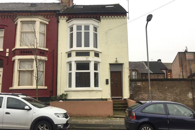 Thumbnail Flat to rent in Bedford Road, Bootle