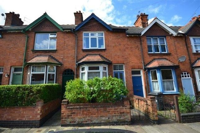 Thumbnail Terraced house to rent in Lytton Road, Clarendon Park, Leicester