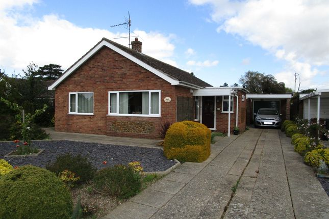 Thumbnail Detached bungalow for sale in Ingleby Close, Heacham, King's Lynn