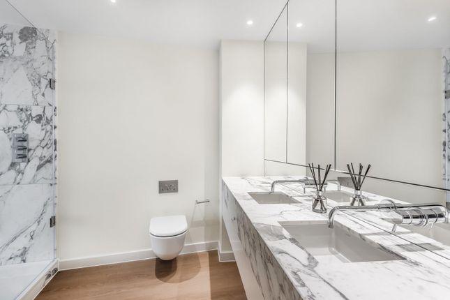 En-Suite of No.2, Upper Riverside, Cutter Lane, Greenwich Peninsula SE10