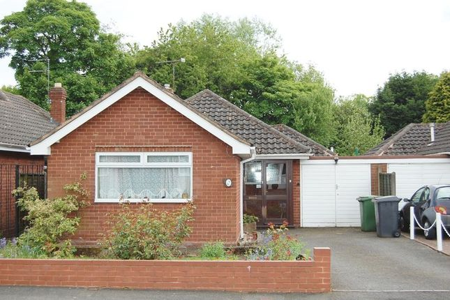 Thumbnail Bungalow for sale in Mancroft Gardens, Tettenhall, Wolverhampton