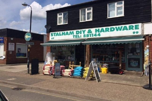 Thumbnail Retail premises for sale in 97-99 High Street, Norwich