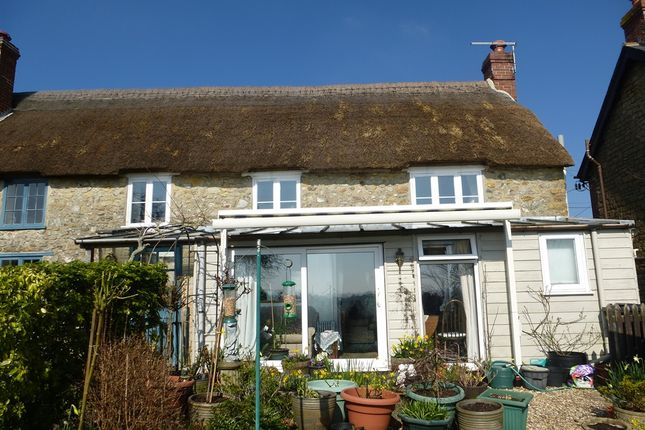 Thumbnail Semi-detached house for sale in Hillside Farm Cottage, Seaborough, Beaminster