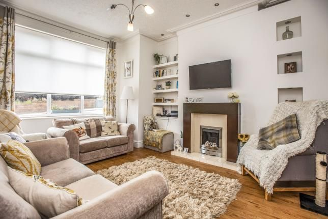 Living Room of Woodplumpton Road, Fulwood, Preston, Lancashire PR2