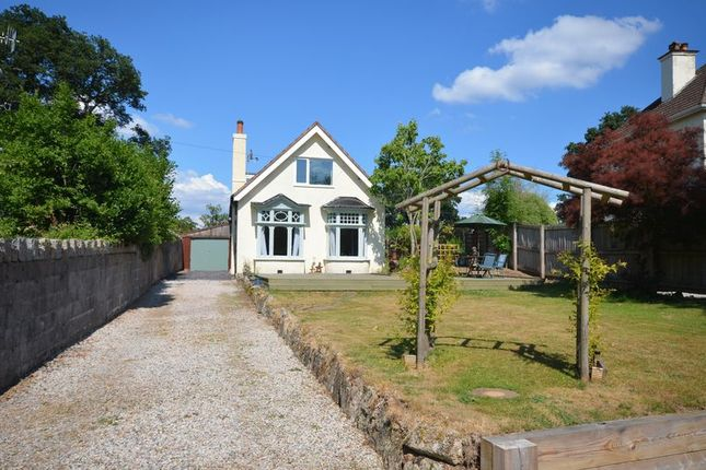 Thumbnail Detached house for sale in Broomhill, Chagford, Newton Abbot
