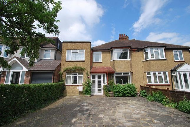 Thumbnail Semi-detached house for sale in Devon Way, Chessington