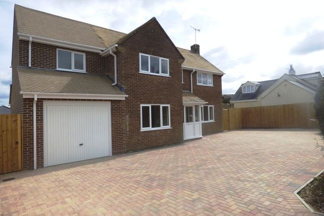 Thumbnail Detached house for sale in The Ashpath, Upton St Leonards