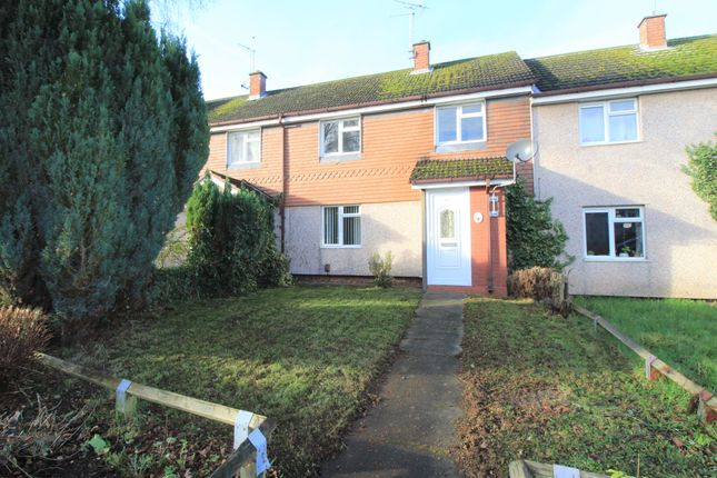 3 bed terraced house for sale in William Morris Court, Rugeley WS15