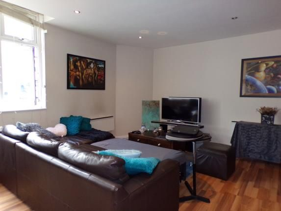 Living Room of The Hub, 7 Yeoman Street, Leicester, Leicestershire LE1