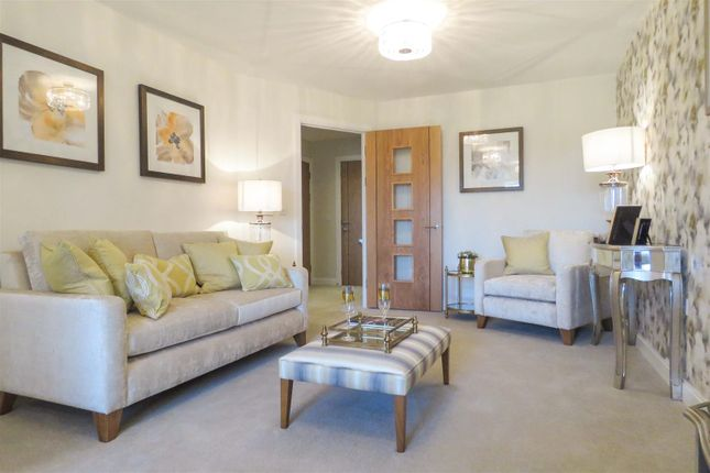 Thumbnail Flat for sale in Parkland Place, Shortmead Street, Biggleswade