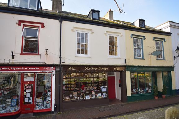 Thumbnail Town house for sale in Church Street, Sidmouth