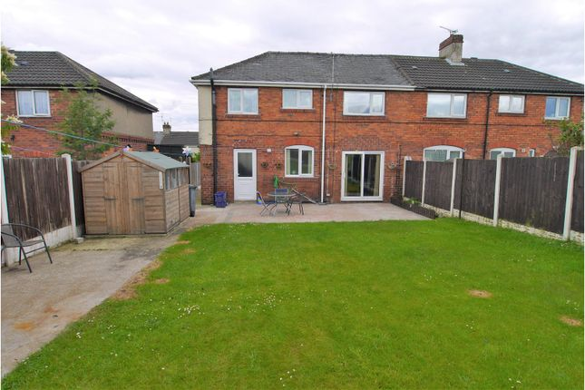 Thumbnail Semi-detached house for sale in Central Drive, Thurcroft, Rotherham