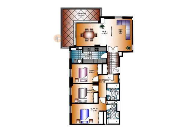 Thumbnail Apartment for sale in Alta De Lisboa, Lumiar, Lisboa