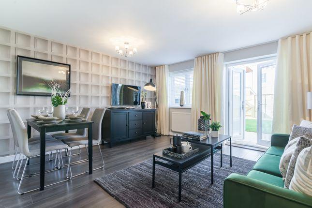 1 bed flat for sale in Juniper Way, Folkestone, Kent