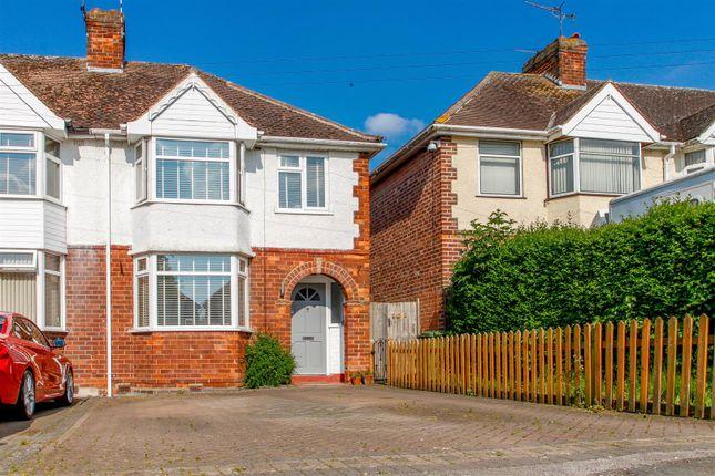 Thumbnail End terrace house for sale in Gresham Avenue, Leamington Spa