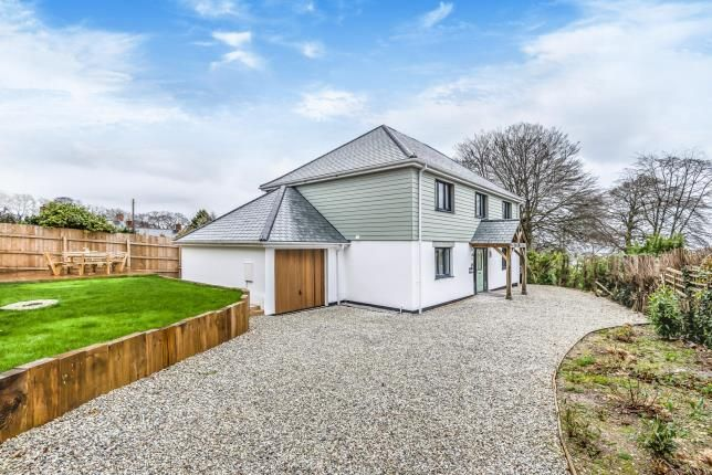 Detached house for sale in Duporth, St. Austell, Cornwall