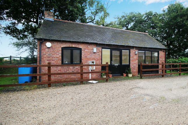 Thumbnail Detached bungalow for sale in Wrottesley Park Road, Wrottesley Park, Wolverhampton, West Midlands
